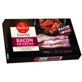 Bacon Fatiado Seara Caixa 250g