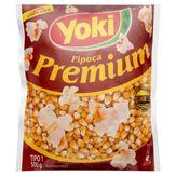 Milho para Pipoca Premium Yoki Pacote 500g