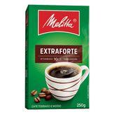 Café Torrado e Moído Extraforte Melitta Caixa 250g