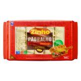 Pão de Alho Baguete Picante Recheio de Queijo Zinho Pacote 300g