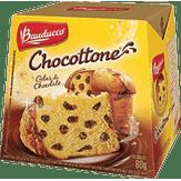 Mini Panettone com Gotas de Chocolate Chocottone Bauducco Caixa 80g