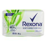 Sabonete em Barra Antibacterial Bamboo Rexona 84g