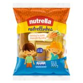 Pão Bisnaguinha Cenoura com Mandioquinha Nutrella Nutrellinhas 300g