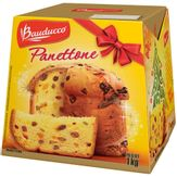Panettone com Frutas Cristalizadas Bauducco Caixa 1kg