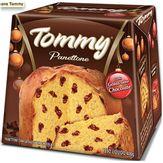 Panettone com Gotas de Chocolate Tommy Caixa 400g