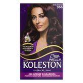 Coloração Creme 366 Acaju Púrpura Koleston Wella
