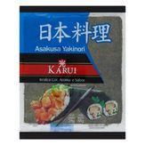 Folha de Alga Marinha Yakinori Karui Pacote 28g com 10 Unidades