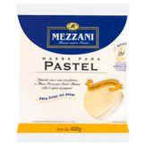 Massa para Pastel Mezzani Pacote 400g