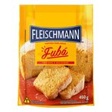 Mistura para Bolo Fubá Fleischmann Sachê 450g