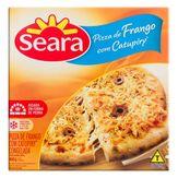 Pizza Congelada Frango com Catupiry Seara Caixa 460g
