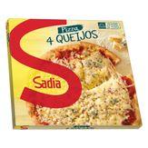 Pizza Congelada 4 Queijos Sadia Caixa 460g
