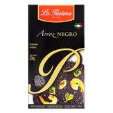 Arroz Negro Integral La Pastina Caixa 500g