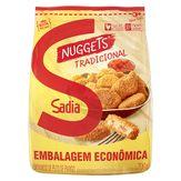 Empanado de Frango Tradicional Sadia Nuggets 700g