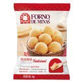 Pão de Queijo Tradicional Forno de Minas Pacote 1kg