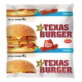 Hambúrguer de Frango Texas Burguer Seara Pacote 56g