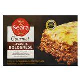 Lasanha Congelada Bolognese Seara Gourmet Caixa 800g
