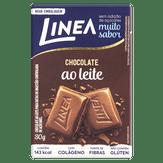 Chocolate em Barra ao Leite Linea 30g
