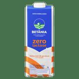 Leite Semidesnatado Zero Lactose Betânia Caixa  1l