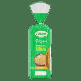 Pão de Forma Integral de Fermentação Natural e Zero Gordura Trans Limiar Pacote 500g