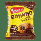 Bolinho Duplo Chocolate Bauducco Pacote 40g