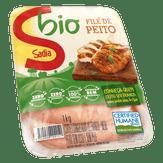Filé de Peito Frango Bio Sadia Bandeja 1kg
