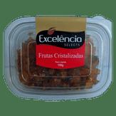 Frutas Cristalizadas Excelência Selects Caixa 150g
