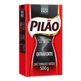 Café Torrado e Moído Pilão Extraforte Pacote 250g