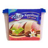 Sorvete Napolitando Zeca's Pote 1,5l