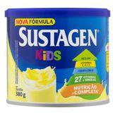 Pó para Preparo de Bebida Baunilha Sustagen Kids Lata 380g