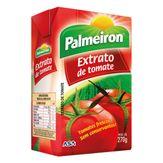 Extrato de Tomate Palmeiron Caixa 270g