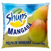 Polpa Congelada de Mangaba Shups Pacote 100g