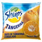 Polpa Congelada de Tangerina Shups Pacote 100g