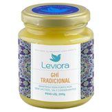 Manteiga Ghee Tradicional Manteiga Purificada Leviora Vidro 200g