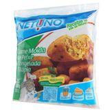 Carne Moída de Tilápia Congelada Netuno Pacote 500g