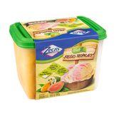 Sorvete Frutas Frut.Z Tropicais Cajá, Goiaba e Graviola Zeca's Pote 1,5l