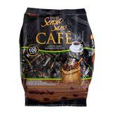 Bala de Caramelo Zero Açúcar Fruit-Tella Life Caixa 18,9g com 9 Unidades