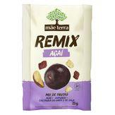 Mix de Frutas e Sementes Açaí Remix Mãe Terra Pacote 25g