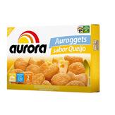 Empanado de Frango Auroggets Queijo Aurora Caixa 300g