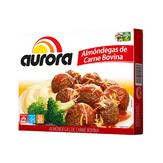 Almôndegas de Carne Bovina Aurora Caixa 500g