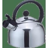 Chaleira em Aço Inox com Apito Cook 2l