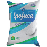 Açúcar Cristal Ipojuca Pacote 1kg