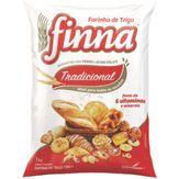 Farinha de Trigo Finna Tradicional Pacote 1kg