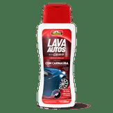 Lava Autos com Cera Proauto Frasco 500ml