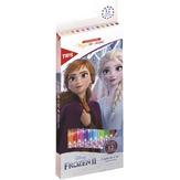 Lápis de Cor Tris Frozen Caixa 12 Unidades