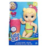 Boneca Aventuras na Água Linda Cauda Baby Alive Hasbro