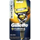 Aparelho Depilatório Fusion Proshield Gillette