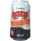 Cachaça Caranguejo Lata 350ml