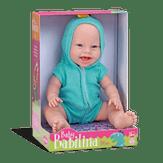 Boneca Baby Babilina Dino Bambola Caixa
