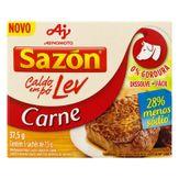 Caldo em Pó Carne Lev Caixa 37,5g Sazón