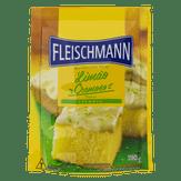 Mistura para Bolo de Limão Cremoso Fleischmann Sachê 390g